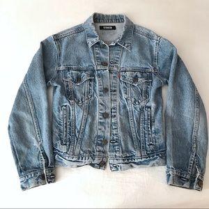 Reformation vintage levis denim jacket